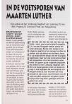 IN DE VOETSPOREN VAN MAARTEN LUTHER